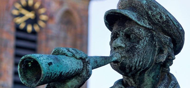 CityGames Bochum City Escape Tour: Bochum Kuhhirte Denkmal