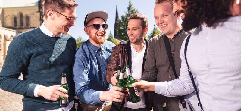 CityGames Bochum JGA Männer Tour: Junggesellenabschied Schnitzeljagd Party Tour